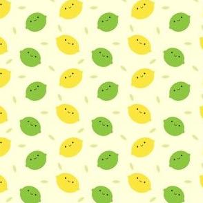 Kawaii Lemons & Limes