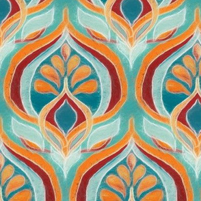 Seventies Rhythm custom color edit - large