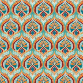 Seventies Rhythm custom color edit - small