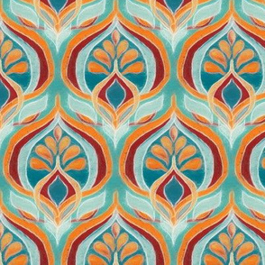 Seventies Rhythm custom color edit - medium