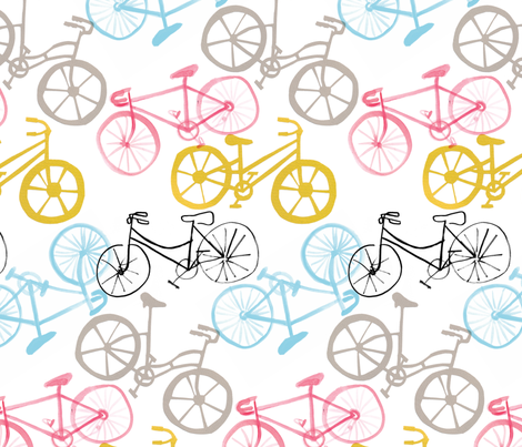 Let's Roll fabric by jamie_runnells on Spoonflower - custom fabric