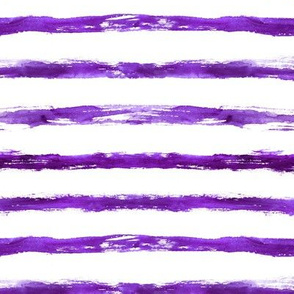 Grungy purple stripes, painted horizontal