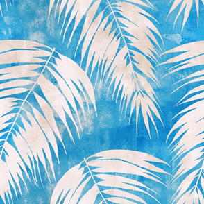 Maui Palm 1 turquoise