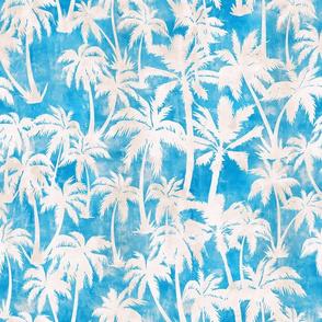 Maui Palm 2 Turqiouse