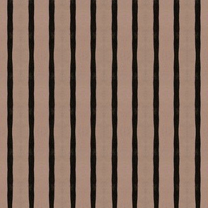 Hand-painted Stripe