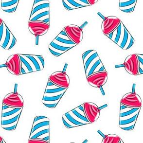 ice drink - summer fabric