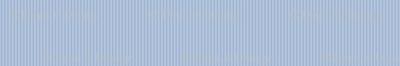 Beefy Pinstripe: Chambray Blue 5+7