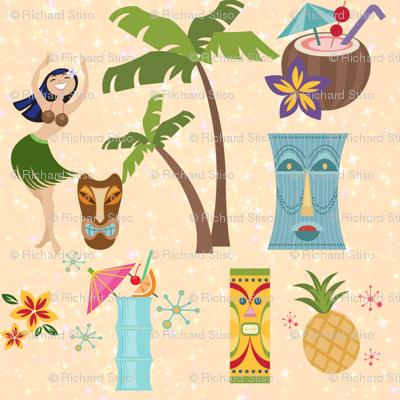 Tropical The Island Breeze