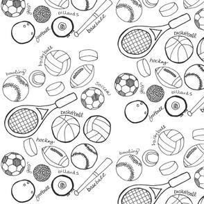 Color-Me Sports