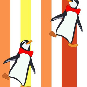 Jolly Holiday Penguins 06