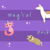 magical enchanting