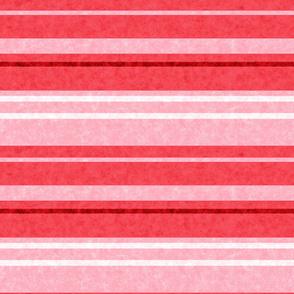Red Grunge Stripes Texture