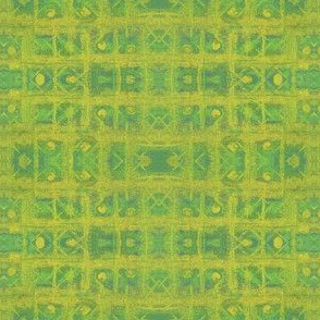 Yellow-green Weave