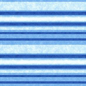 Sky Blue Grunge Stripes Texture