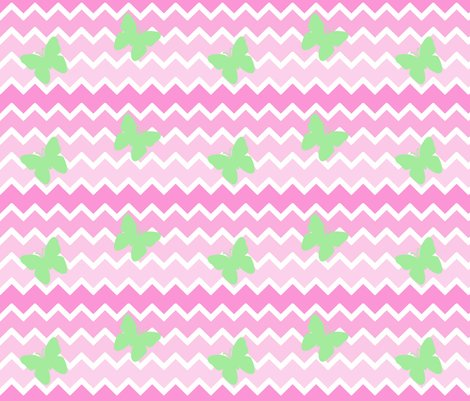 Rpink_chevron_ombre_green_shop_preview