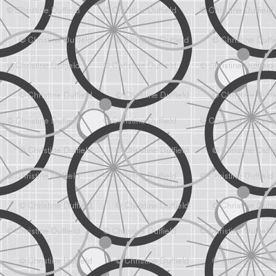 Deconstructed Bike Tires