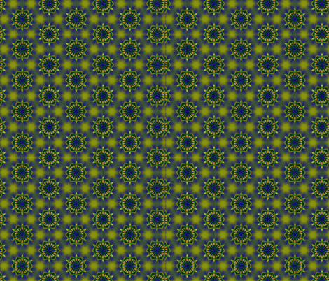 Nuclear Dots fabric by zmarksthespot on Spoonflower - custom fabric