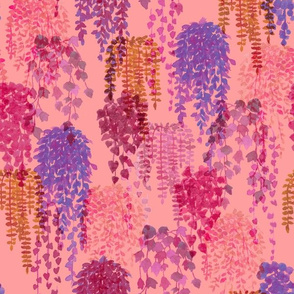The Hanging Garden {Pink}