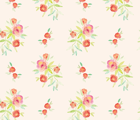 Annie fabric by raymondwarenyc on Spoonflower - custom fabric