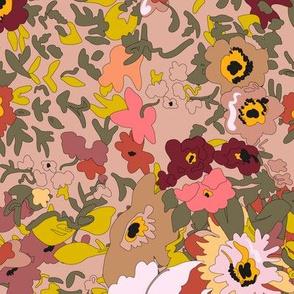 Floralicking Large (Autumn)