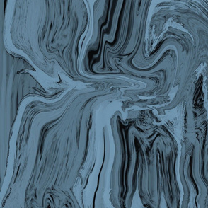sediment marble blue