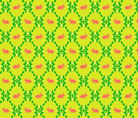Rrrmodern-whimsy-bunnies-citron-rose_shop_preview
