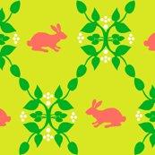 Rrrmodern-whimsy-bunnies-citron-rose_shop_thumb