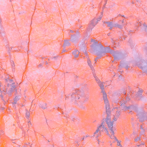 CORAL MARBLE fabric by heckadoodledo on Spoonflower - custom fabric