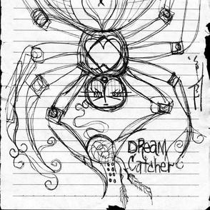 Spiderwoman's Dreamcatcher