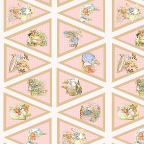 bunting_pinkgingham