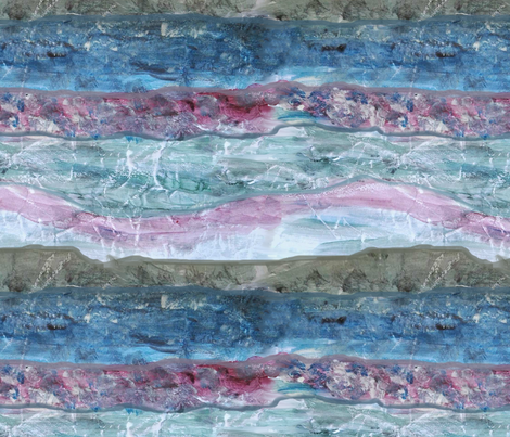 stone layers fabric by belana on Spoonflower - custom fabric