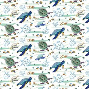 turtles tile 1