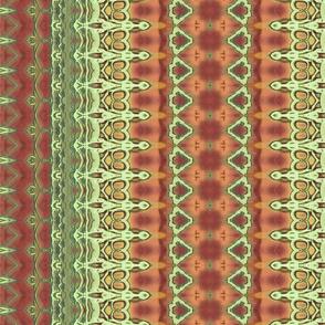 Kaleid Classic Contrast Kaleided Stripe