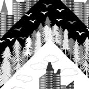 forest city chevron large