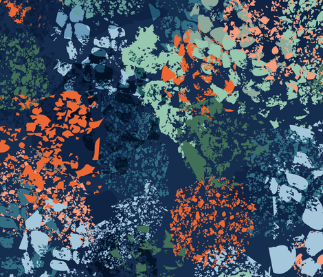 Digging Deep fabric by patternopolis on Spoonflower - custom fabric