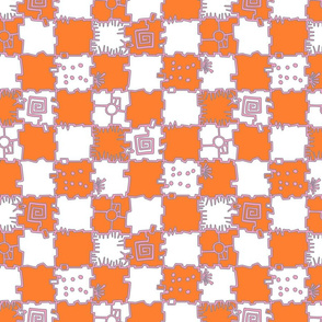Illogical Checkerboard