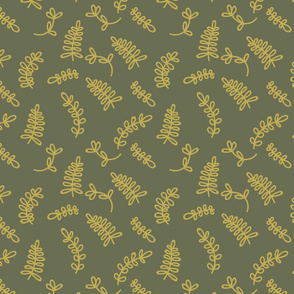 Warm Botanicals