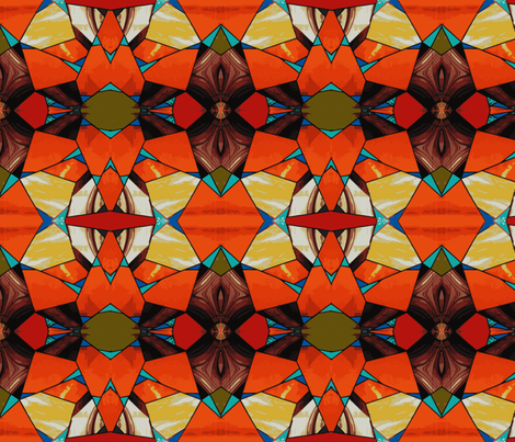 geo-02 fabric by choffman on Spoonflower - custom fabric