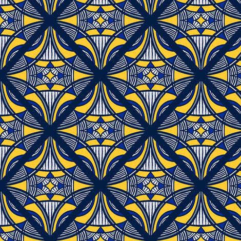 Mod Limited Palette Diamonds fabric by jadegordon on Spoonflower - custom fabric