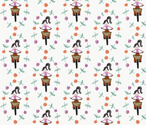 Spring Outing fabric by tartanrach on Spoonflower - custom fabric