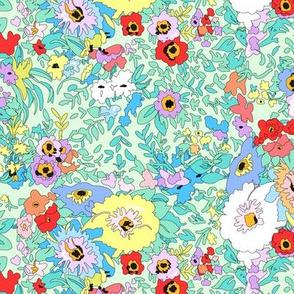 Floralicking Large (Summertime)