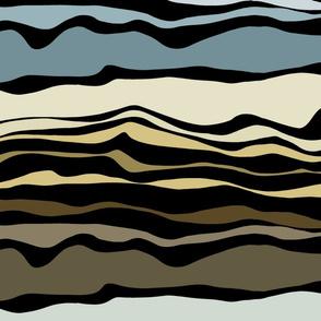Ruapehu layers