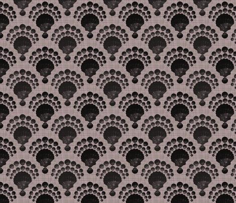 Shells fabric by blijmaker on Spoonflower - custom fabric