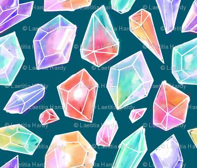 Gems of geology