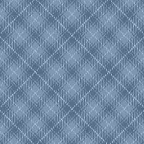 07495149 : bias tartan : mountain slate blue
