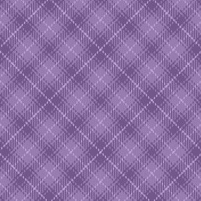 07495150 : bias tartan : heather violet