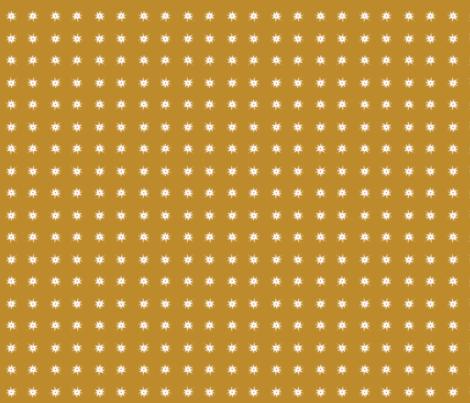 wassernixstargold fabric by rachelyoder on Spoonflower - custom fabric