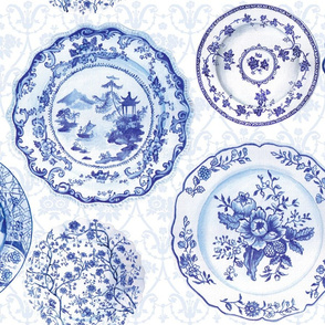 Blue Plate Special white