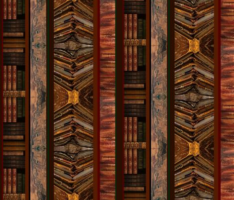 Geology 101 - Reading Strata  fabric by walkwithmagistudio on Spoonflower - custom fabric