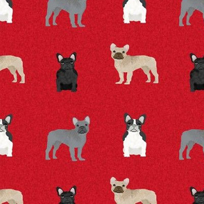 french bulldog pet quilt a dog breed fabric collection coordinate